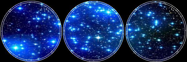 Blue Galaxy