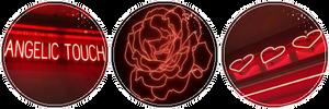 Red Glow by CosmicStardustTea