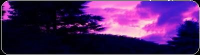 Aesthetic Dark Purple Sky by MissToxicSlime