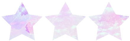 Pastel Star 3 by MissToxicSlime