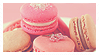 Cute Macarons by GlitchyXenon