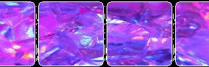 Purple divider by CosmicStardustTea
