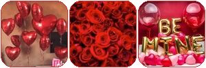Valentine's Day Divider 5 by CosmicStardustTea