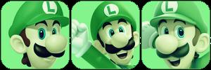 Luigi Green Divider