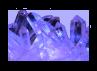 Blue Gems by MissToxicSlime