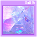 Aesthetic Crystals by MissToxicSlime