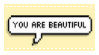You Are Beautiful by MissToxicSlime
