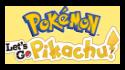 POKEMON Let's go Pikachu Stamp