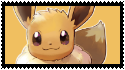 Let's go Eevee Stamp 2 by MissToxicSlime