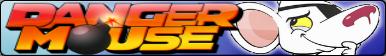 Danger Mouse REBOOT 2015 Fan Button by MissToxicSlime