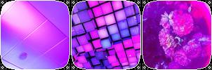 Purple Neon Divider 2