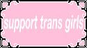 Support Trans Girls
