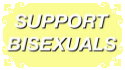 Support Bisexuals by MissToxicSlime