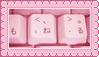 Pink Keyboard by MissToxicSlime
