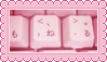 Pink Keyboard by GlitchyXenon