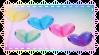 Hearts by CosmicStardustTea