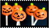 Pumpkin loliipops by MissToxicSlime