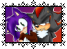 Viola x Shadow Stamp by MissToxicSlime