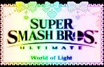 SSBU rainbow Stamp by CosmicStardustTea