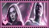 F2U Scarlet x Vision Stamp by MissToxicSlime
