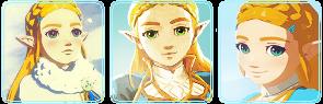 BOTW Zelda Divider