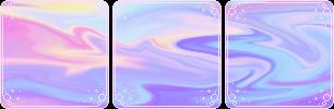 Aesthetic divider 1 by CosmicStardustTea