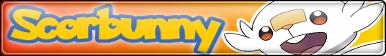 Scorbunny Fan Button by Virus-Xenon
