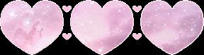 Heart Galaxy Divider