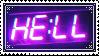 Neon Purple Aesthetic 2