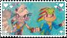 Tangle x Scar Stamp