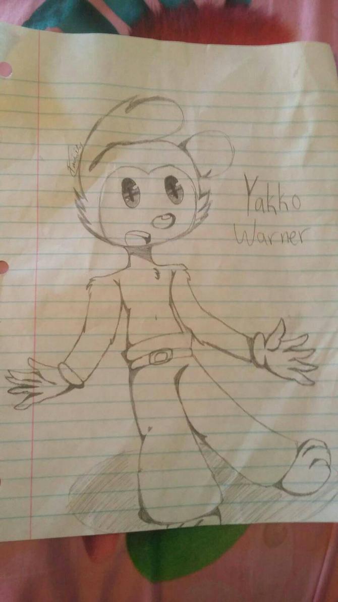 Yakko Warner by MyLifeIsSin