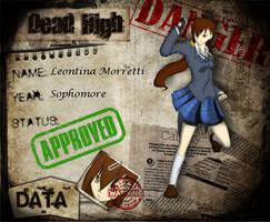 DH : Leontina Morretti by Ndragonn