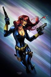 Black Widow by jadecks