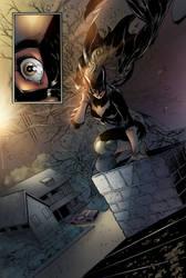 Batgirl by jadecks