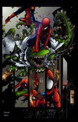 Amazing Spiderman by jadecks