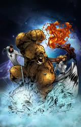 Fantastic 4 by jadecks