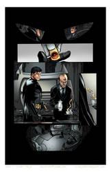 Batman Greg Capullo by jadecks