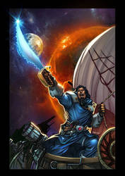 Saladin Crescent Comics