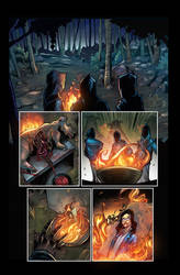 Grimm Fairy Tales 2015 Halloween Special