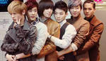 Teen Top Family Hug