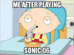 How do I feel about Sonic 06