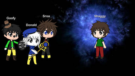 Sora vs Ultra instinct Shaggy boss fight by Luigigamer64D