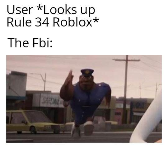 FBI Meme by Luigigamer64D on DeviantArt