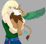 Lyra and Aurion