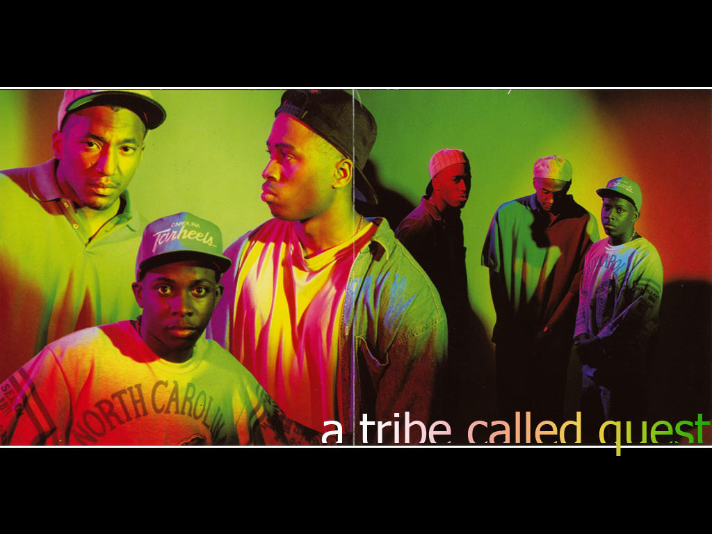 A Tribe Called Quest Wallpaper by ThomasPollard