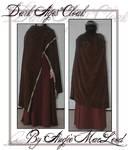 Dark Ages Cloak by ValkAngie
