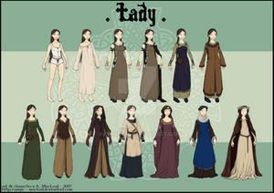 Wardrobe - Lady