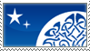 Stamp - System Flag by ValkAngie