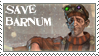 Stamp - Save Barnum by ValkAngie