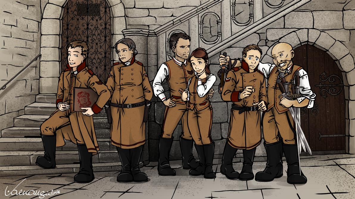 Team 312 by ValkAngie